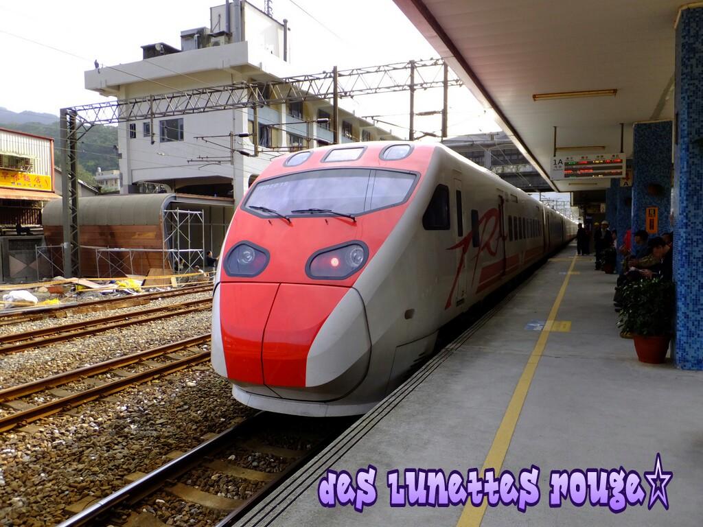 特急列車?