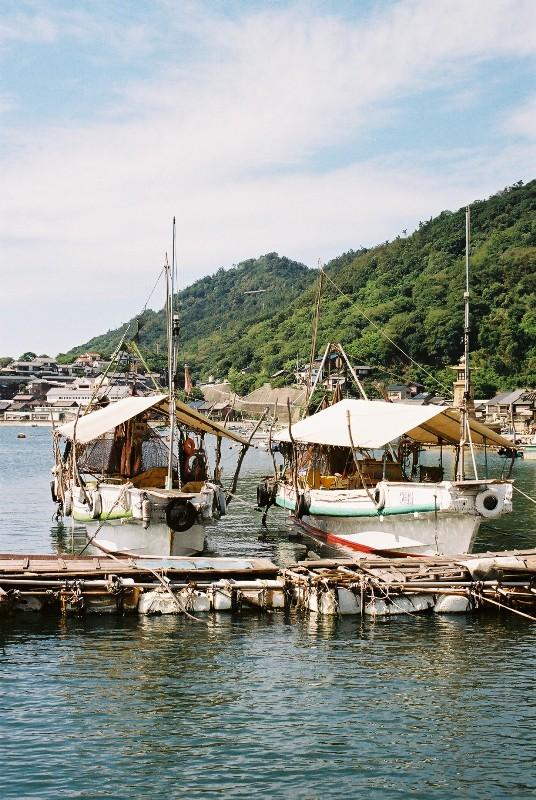 漁船、大好きやねん