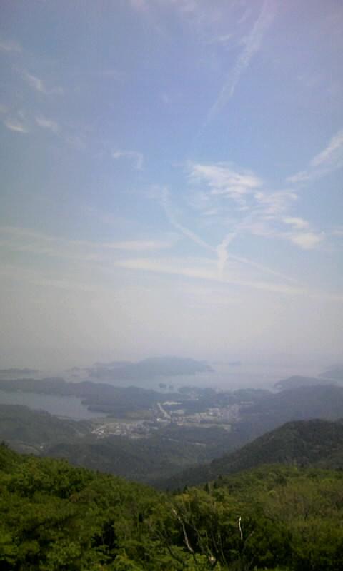 100604_110322朝熊山より鳥羽湾を見る