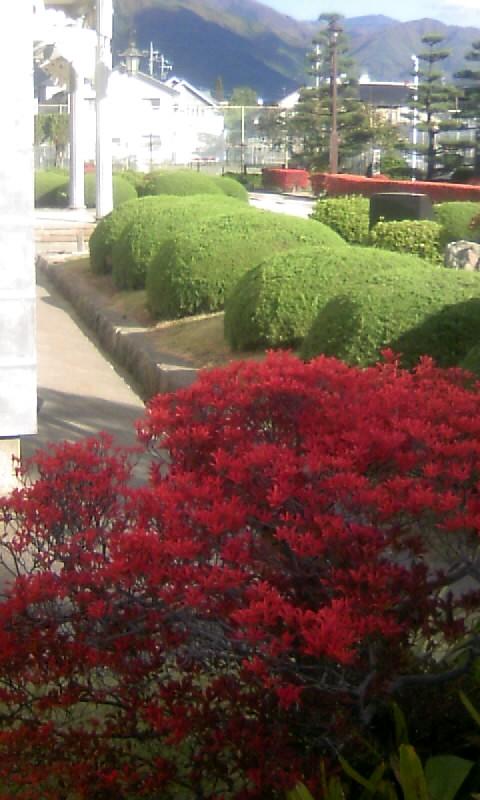 101103_144655旧開智学校の庭