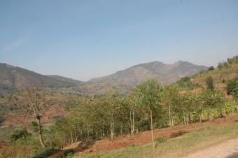 ルワンダ マラバ地区