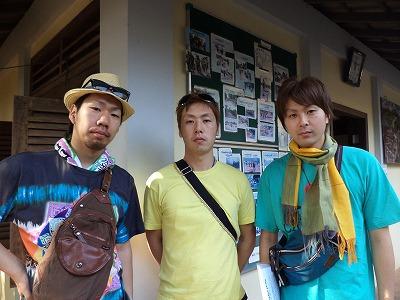 大分の松葉さん、中島さん、島本さん