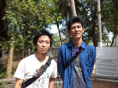 岡山の安井さんと國安さん