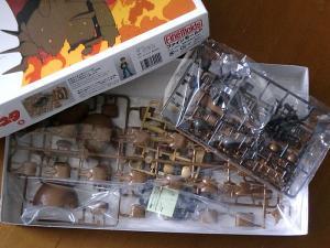 ロボット兵-戦闘バージョン箱
