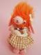 サニィ・プー(サニィ) ~オレンジでピンク耳のプードル☆オシャレ好き