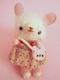 ましゅまろ ~白でピンク耳のウサギ☆おとめちゃん