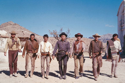 続・荒野の七人