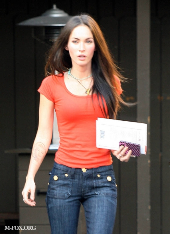 Megan Fox ventured out for a sushi lunch