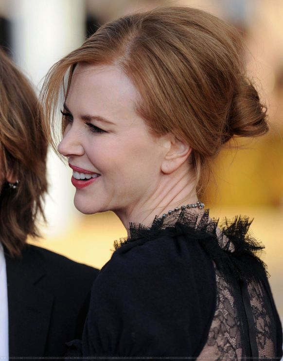 Nicole Kidman: SAG Awards with Keith Urban!