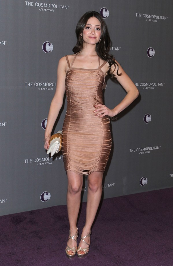 emmy rossum-december 31