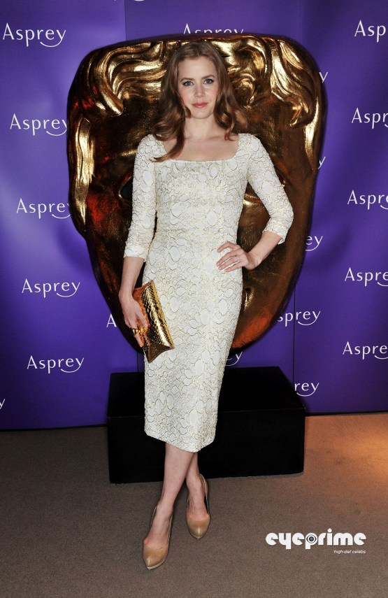 Amy Adams Attends the BAFTA Nominees Party