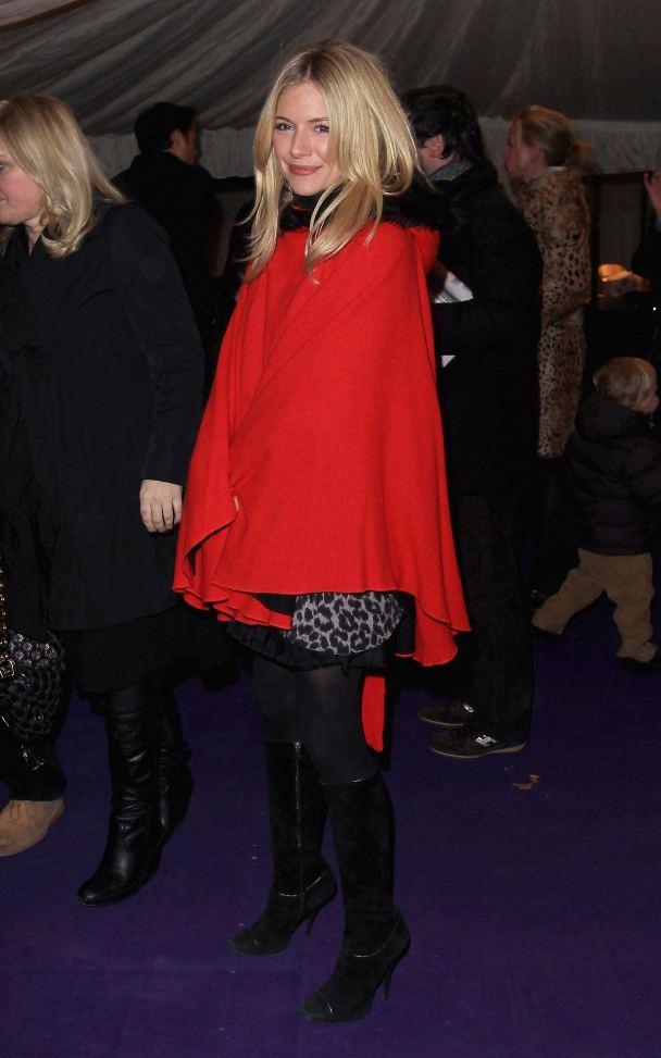 Sienna Miller attends st paul