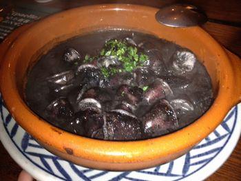 スペインに料理