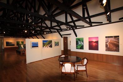 ギャラー第1展示室