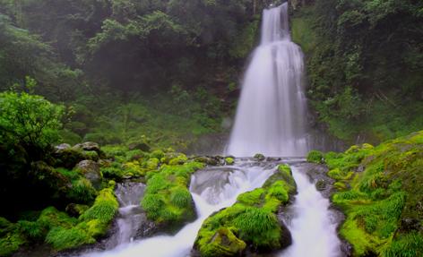 尾の島ノ滝