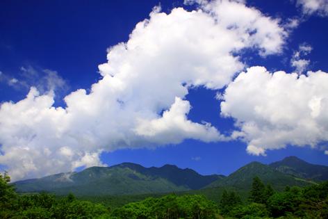 八ヶ岳登山の際
