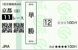 2012日経新春杯