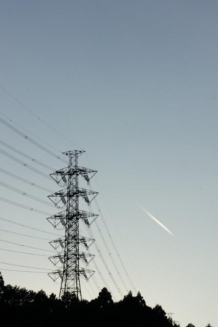 2014-11-23 鉄塔