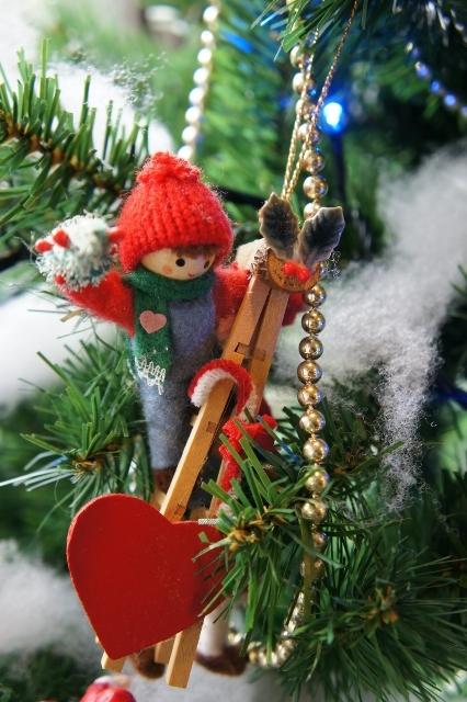 クリスマスツリー2014 ①