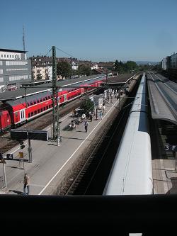 フライブルグ駅2