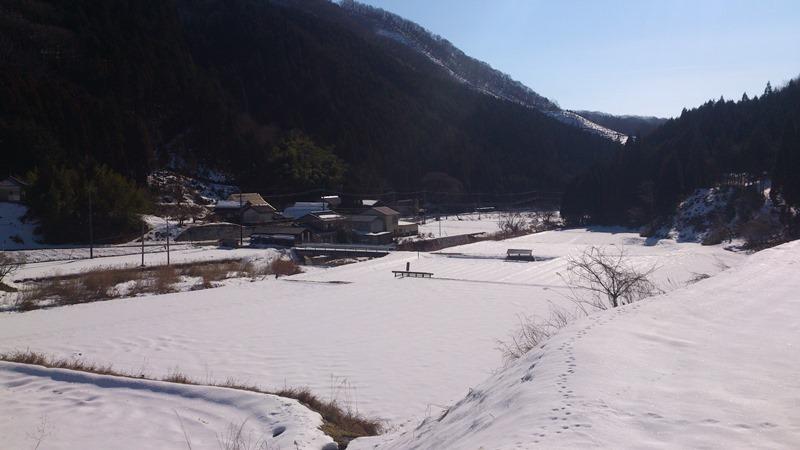 2014新春野土路農場冬景色
