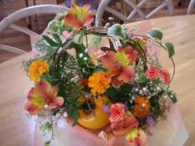 ハロウィンの花