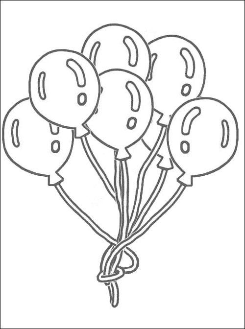 $便箋  無料ダウンロード・桜のレターセット・ぬりえ無料・イラスト無料・グリーティングカード・★all無料ブログラバー-風船ぬりえ