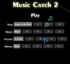 Music Catch 2 OP画面
