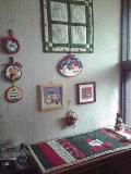 クリスマス玄関2