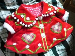 メイ クリスマスコート