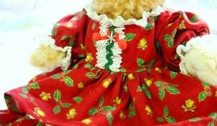 ポーチ ダッフィー クリスマス