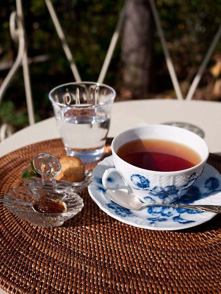 ラ ローズデパン 紅茶