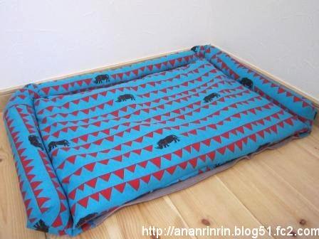 伴蔵ベッド3
