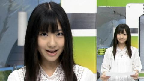 柏木由紀  ひるおび 2011.3.29