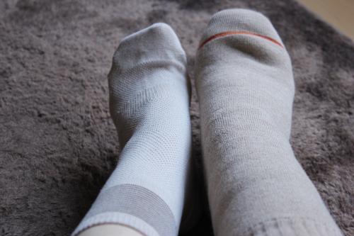 とにかくあったかい靴下4