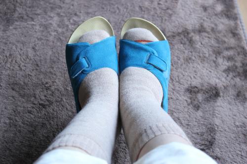 とにかくあったかい靴下5