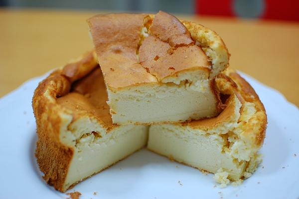 チーズトーフケーキ