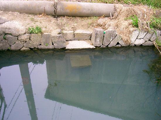 新湧 香川県丸亀市飯山町出水(湧水)