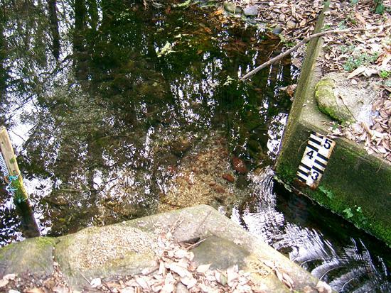 飯山町出水・湧水