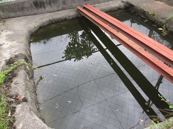 飯山町出水