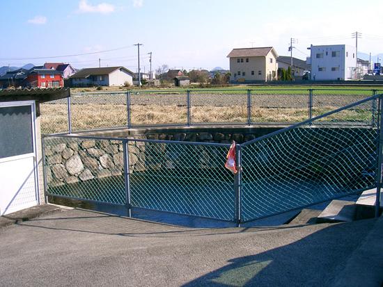 香川県丸亀市飯山町かきね出水