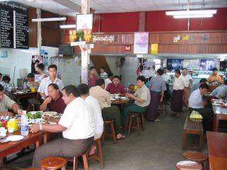 ヤンゴンレストラン05