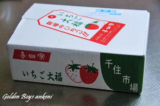 006  イチゴ大福