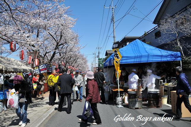 004  桜祭り