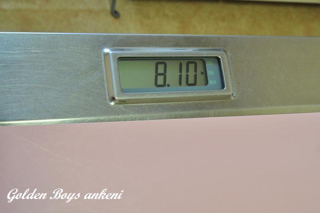 070  体重