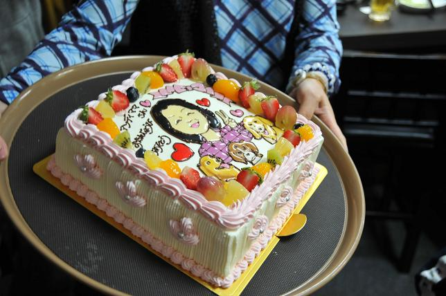 198  バースデーケーキ