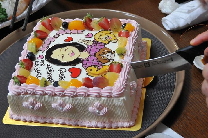 214  バースデーケーキ