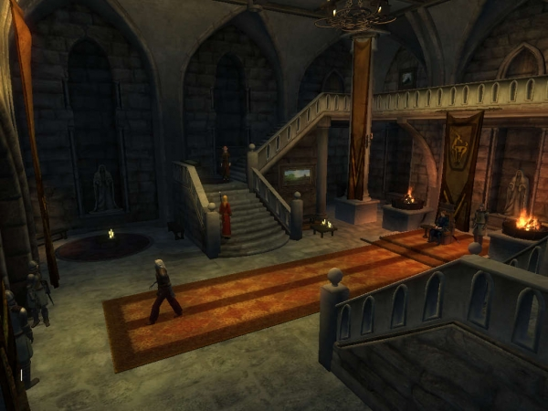 Oblivion魔法戦士プレイ日記 ブラヴィル