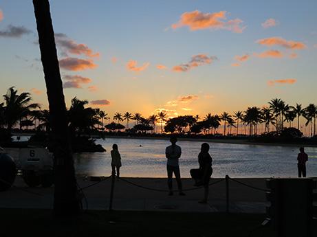 29 2014 ハワイホテル周辺4