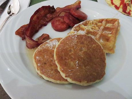 45 2014 ハワイ朝食2
